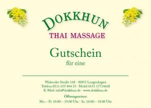 Dokkhun Gutschein
